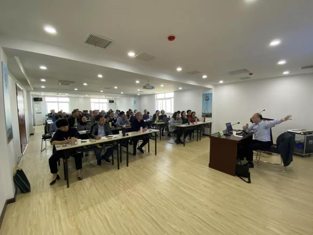 柱层析硅胶企业创新能力素质提升-武汉大学培训